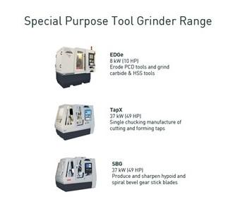 ANCA Special Purpose Grinder Range