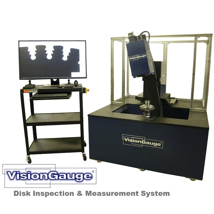 Disk Inspection and Measurement System