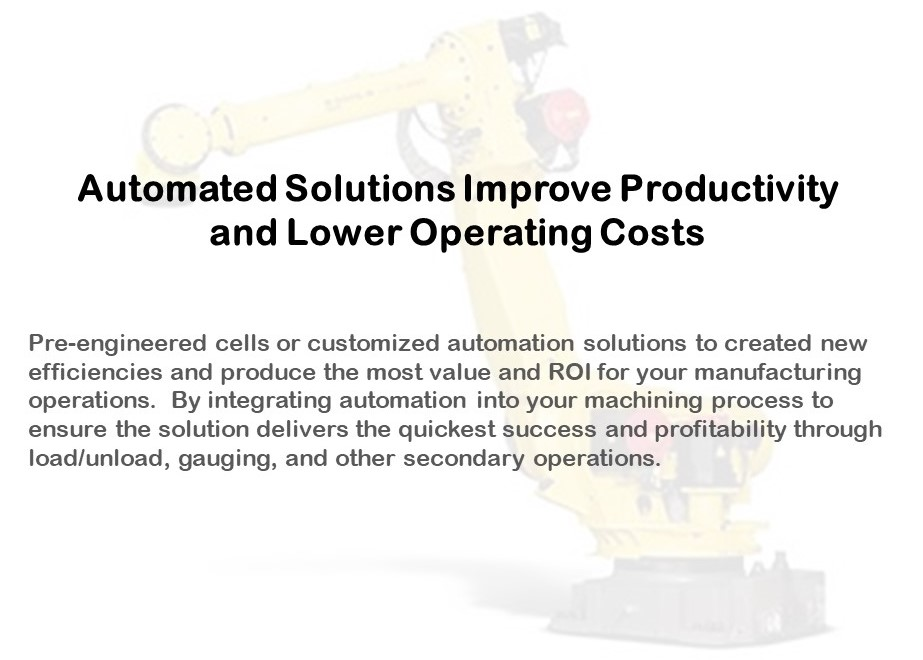 Automated Solutions verbage