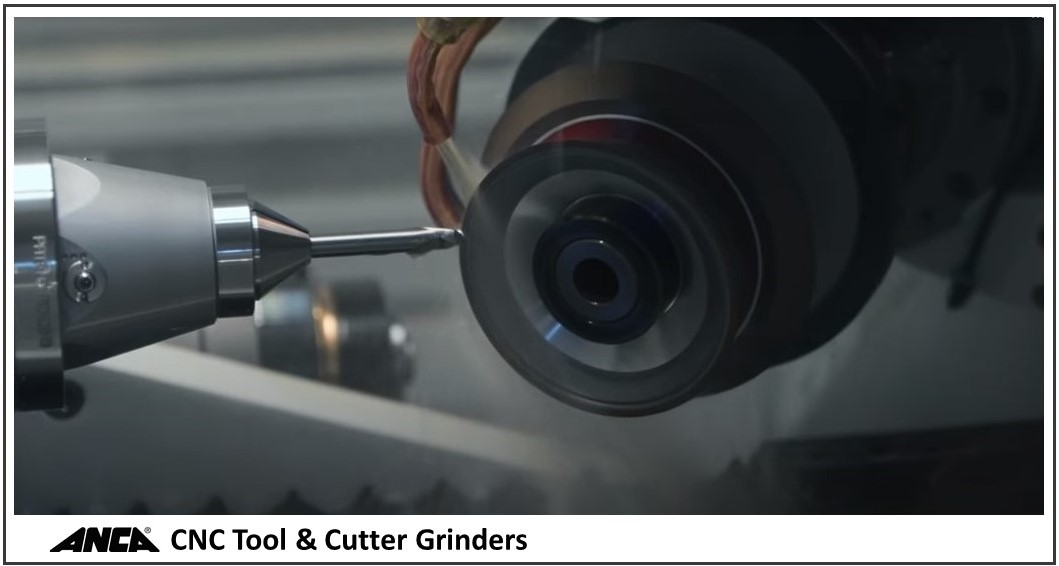 ANCA CNC Tool & Cutter Grinders