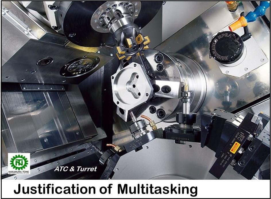 Justification of Multitasking pic