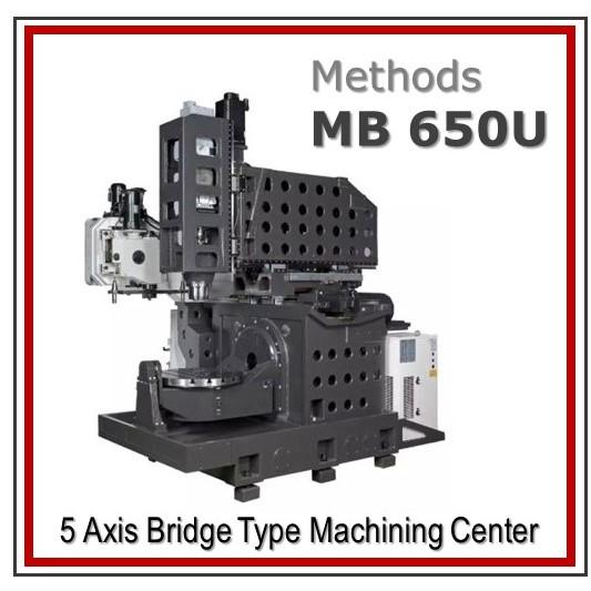Methods MB 650U casting and frame