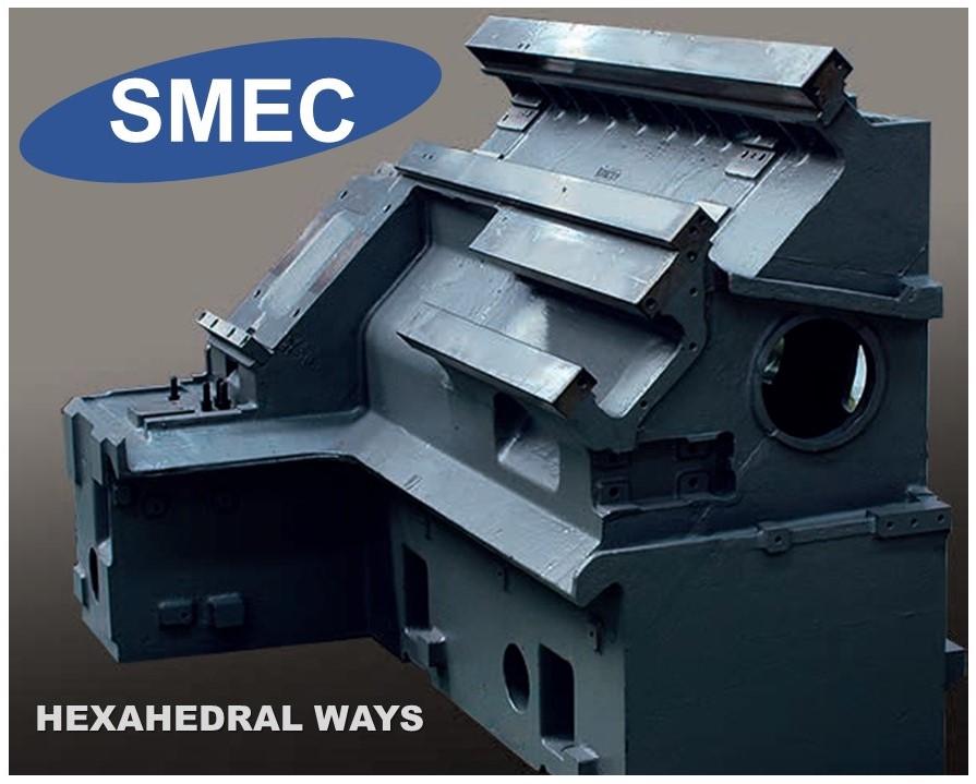 SMEC Hexahedral Ways